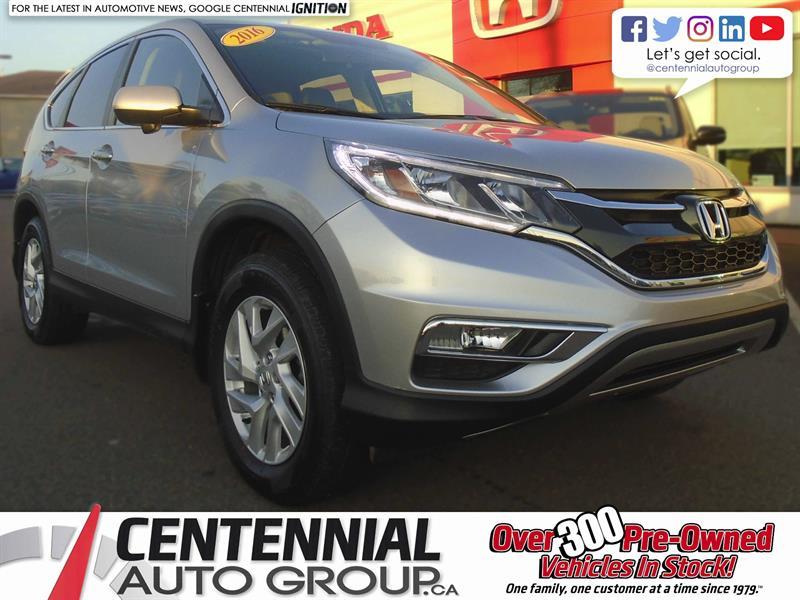 2016 Honda CR-V EX-L | AWD | 2.4L | Leather Interior | Bluetooth #8898A