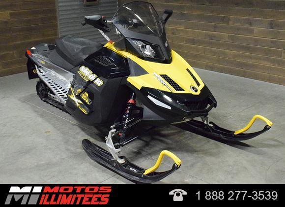 Ski-Doo MX Z X 1200 4-TEC 2010