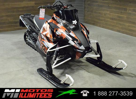 Arctic Cat XF8000 High Country (141) 2013