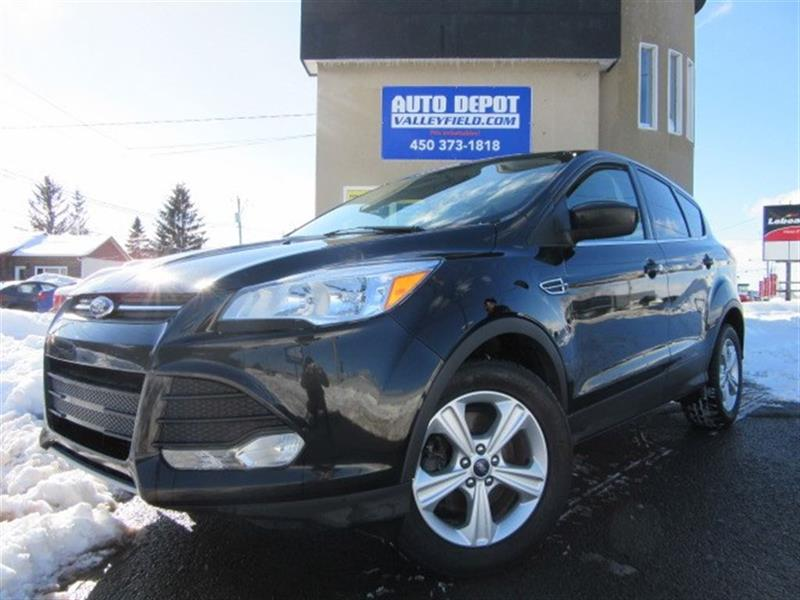 Ford Escape 2016 SE AWD + MAGS, CRUISE, AC #P0897