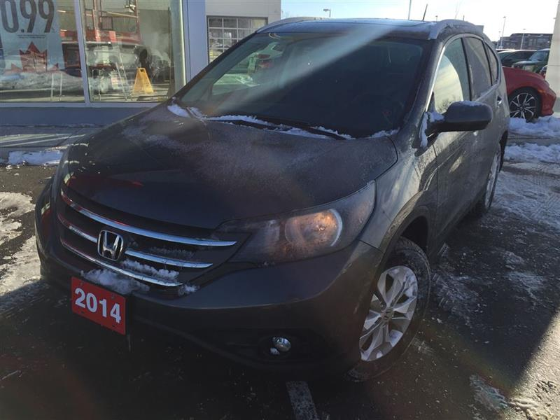 2014 Honda CR-V Touring AWD Loaded Package! #18-130A