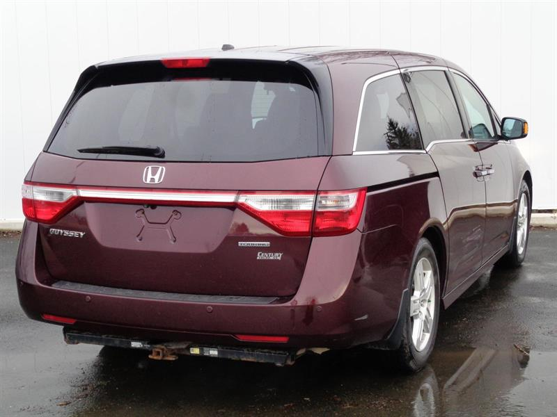 2013 honda odyssey touring 160kwarranty used for sale in for New century honda
