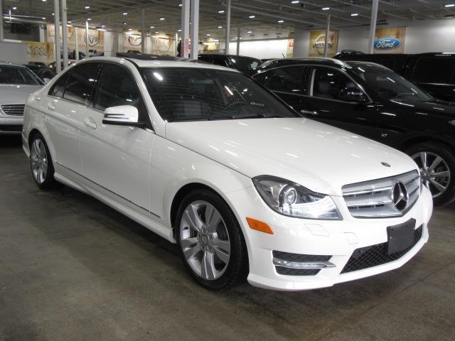 Mercedes-Benz Classe-C 2012 C300 4MATIC #A6158