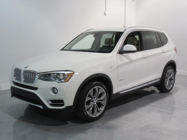 BMW X3 2015 AWD xDrive28i #A6551