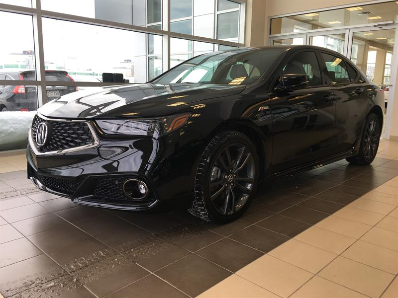 Acura TLX 2018 Technologie A-Spec