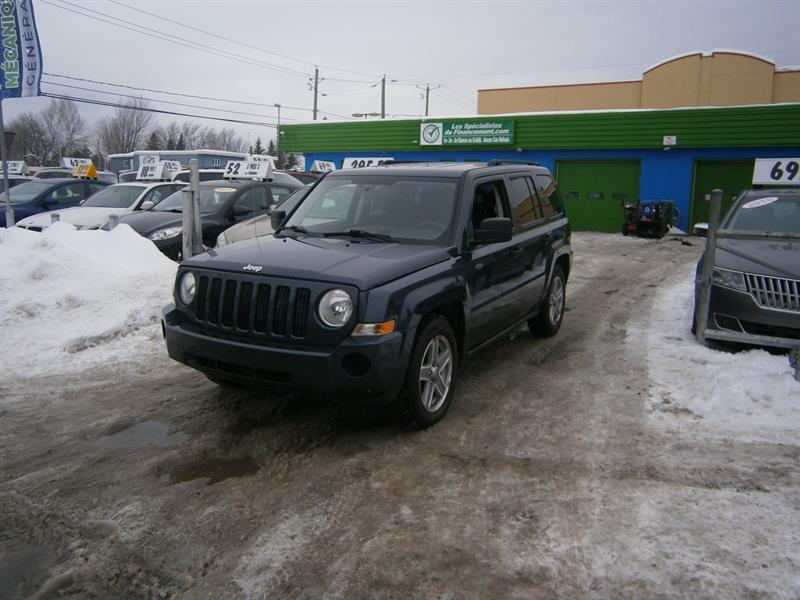 Jeep Patriot 2008 FWD 4dr Sport #F170075-03