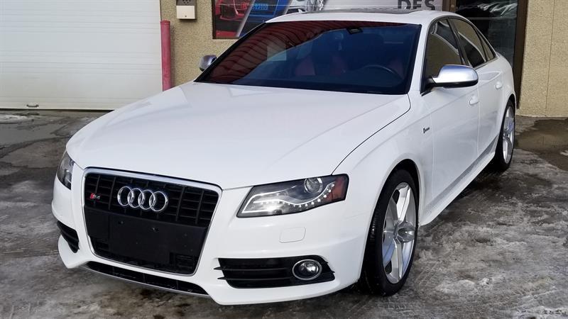Audi S4 2012 Quattro Premium, S Tronic, NAVI, TOIT #6065