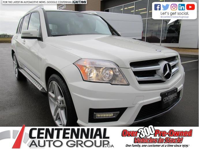 2012 Mercedes-Benz GLK-Class GLK 350 4MATIC | Navigation | Backup Camera  #U427