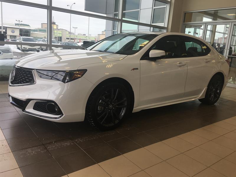 Acura TLX 2018 Élite A-Spec #184003
