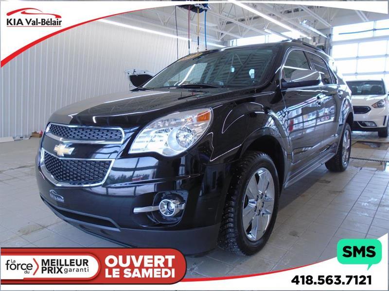 Chevrolet Equinox 2015 FWD LT2* V6* GPS* CUIR* TOIT* DÉMARREUR* HITCH* #V180220A