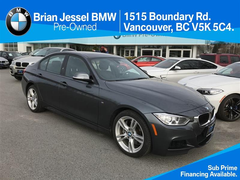 2014 BMW 3-Series 335i xDrive Sedan #BP6058