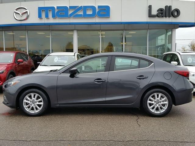 2016 Mazda MAZDA3 GS #P-2363