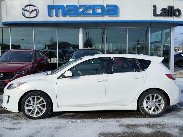 2012 Mazda MAZDA3 Sport GT #18-054MA