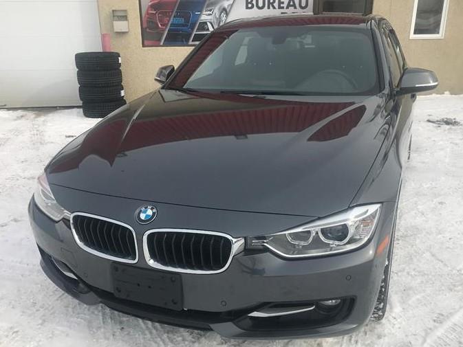 BMW 3 Series 2014  328i xDrive Sport pkg,NAVI,,Comfort access #6050