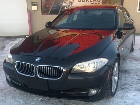 BMW 5 Series 2013  528i xDrive PREMIUM, NAV, BANCS CHAUFFANT ARR #5976