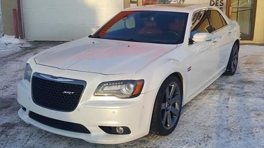 Chrysler 300 2013 SRT8 392 6.4HEMI, CUIR ROUGE, NAV, TOIT, FULL #5966