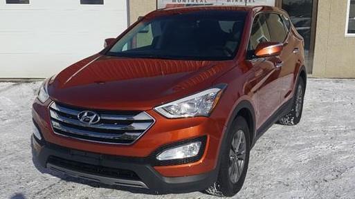 Hyundai SANTA FE SPORT 2013 AWD Cuir, toit #6001