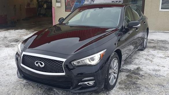 Infiniti Q50 2014 Tech package, NAVI, TOIT, AWD #6058