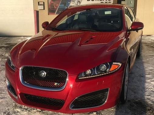 Jaguar XF 2013 R  V8 5.0L, SUPERCHARGED, 510 HP, FULL #5960