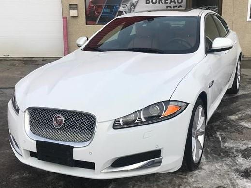 Jaguar XF 2015 V6 AWD LUXURY, SPORT PKG #6066
