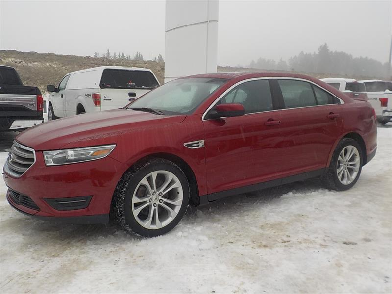 Ford Taurus 2013 4dr Sdn SEL AWD #C2938t