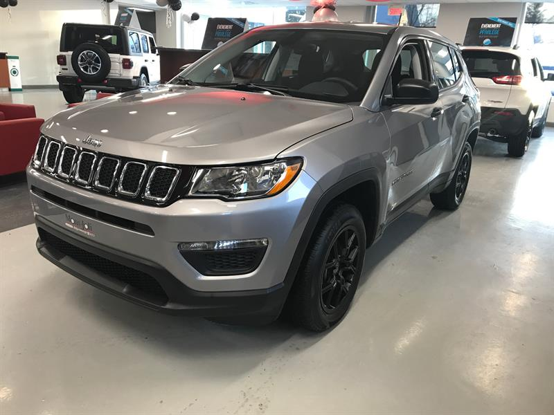 Jeep Compass 2017 SPORT #17206