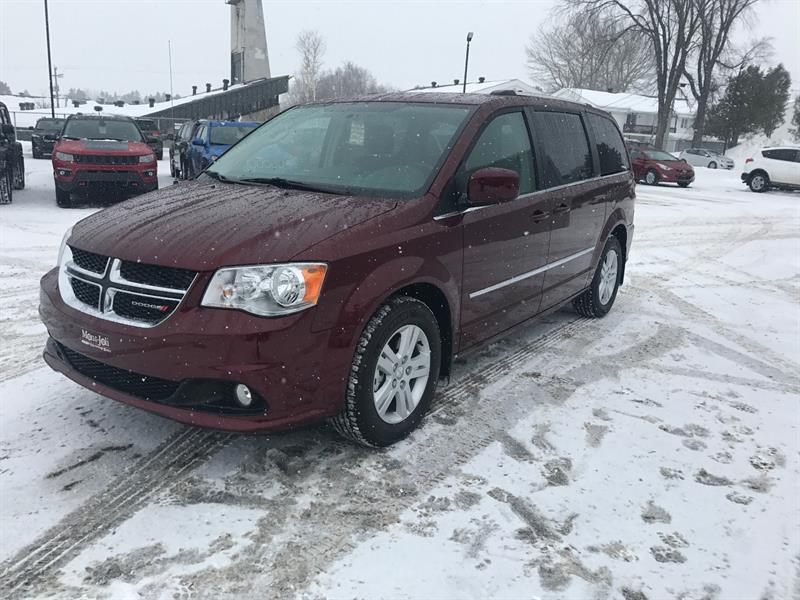 Dodge Grand Caravan 2017 MULTIPLACES #17074