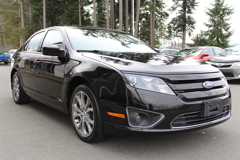 2011 Ford Fusion 4dr Sdn V6 SEL FWD #11192A