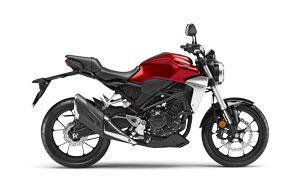 Honda CB 300 F 2019