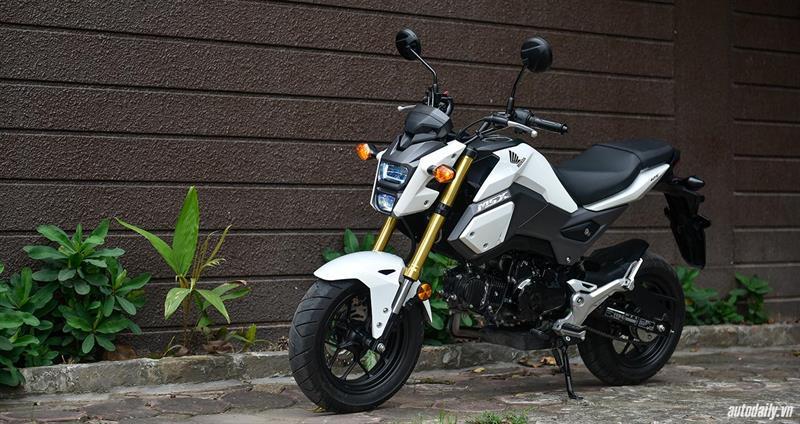 Honda MSX 125 H 2018