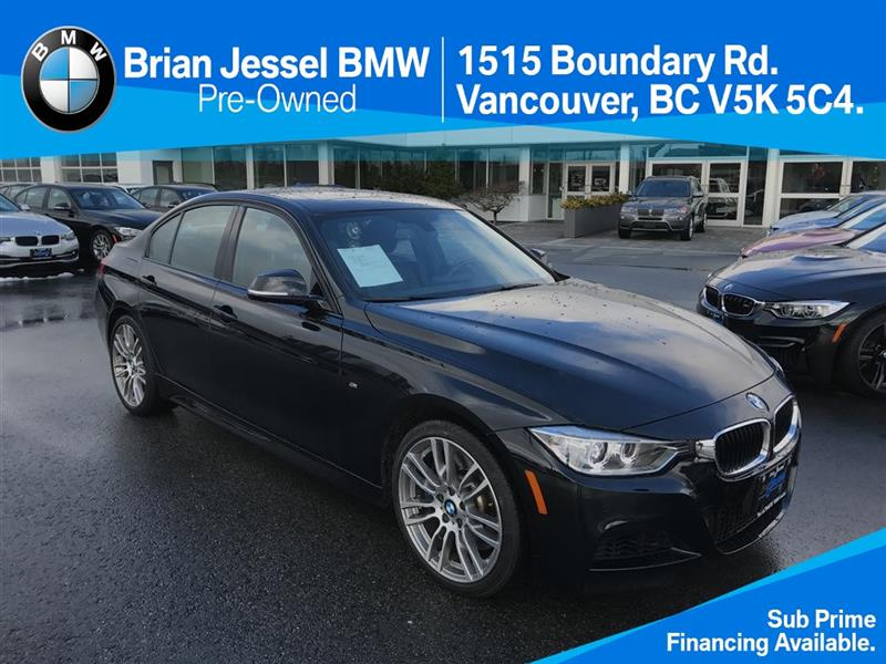 2014 BMW 3-Series 335i xDrive Sedan #BP6055