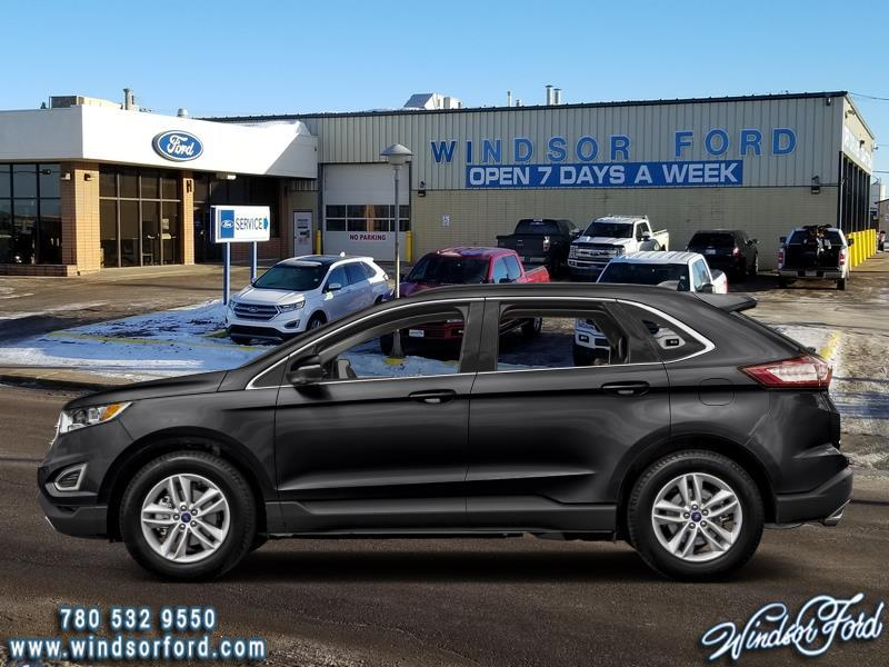 2018 Ford EDGE SEL  - Navigation #RT0334
