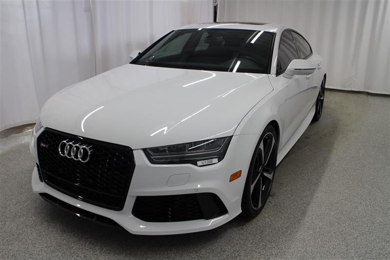 Audi Rs 7 2017