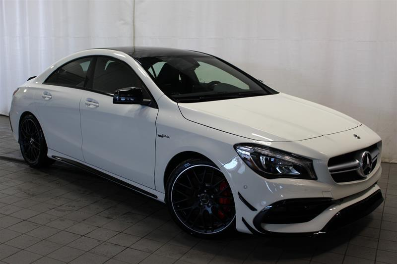 Mercedes-Benz CLA45 AMG 2018 4MATIC Coupe #18-0189