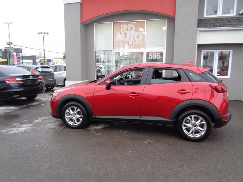 Mazda CX-3 2016  GS***AWD***  #9518