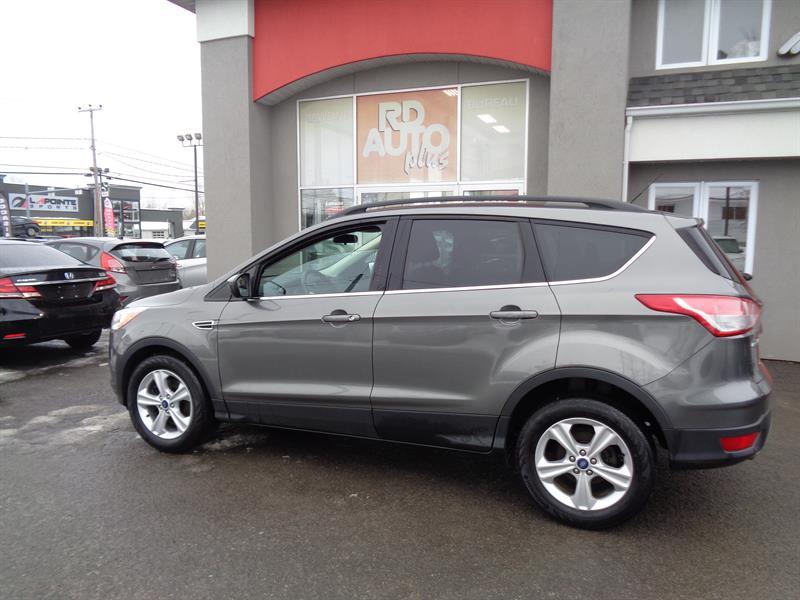 Ford Escape 2014 4WD  SE *** NAVIGATION***CUIR***  #9506