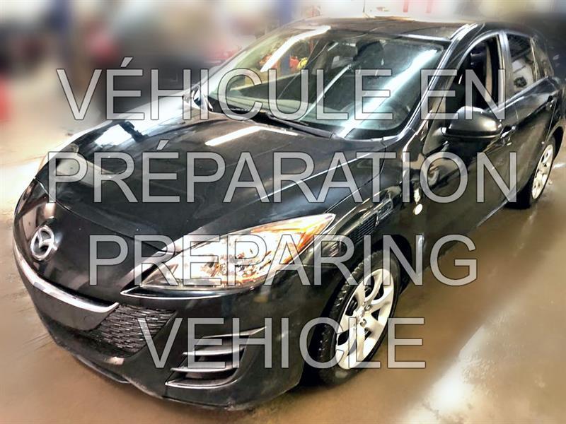 2010 Mazda MAZDA3 4dr HB Sport GX A/C #8211