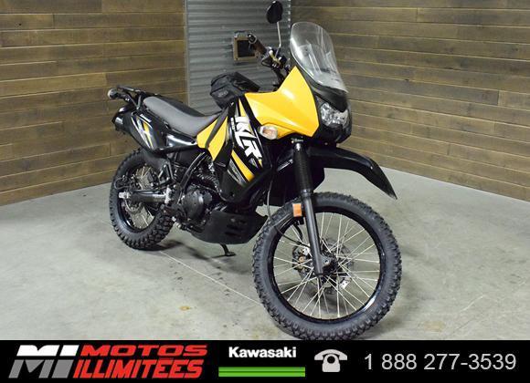 Kawasaki KLR650 2013