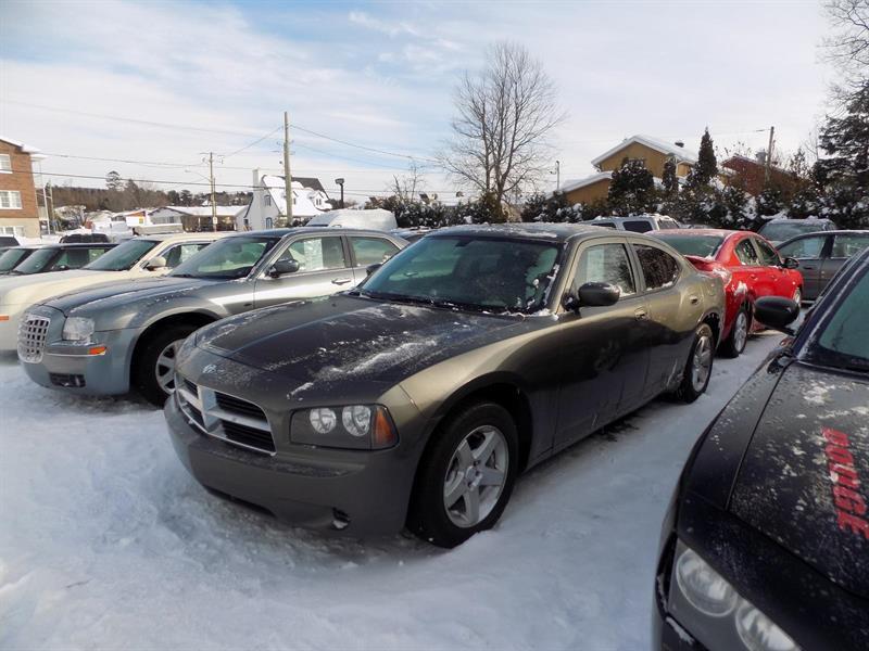 Dodge Charger 2010 SE #AD5536