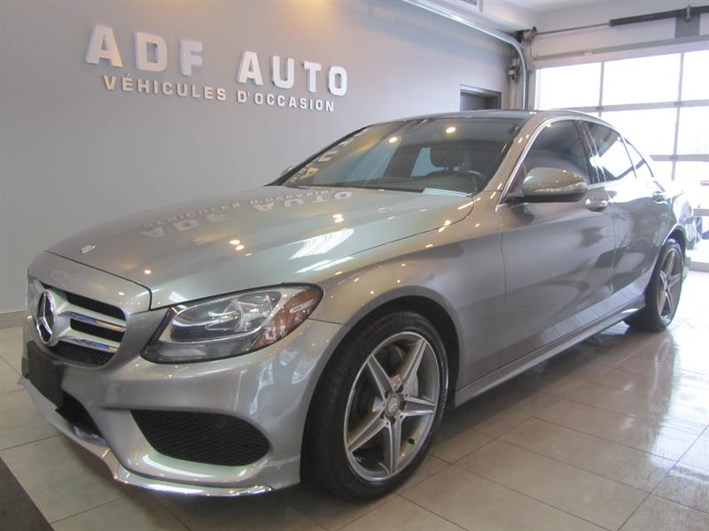 Mercedes-Benz C-Class 2015 C300 4MATIC SPORT AMG PACKAGE  NAVIGATION #4265