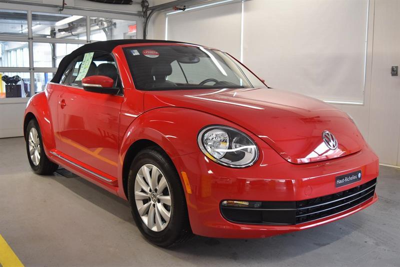 Volkswagen Beetle 2014 Convertible *0.9% COMFORT #U8015
