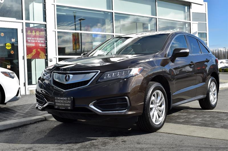 2017 Acura RDX AWD 4dr Tech Pkg Bluetooth Camera #735950