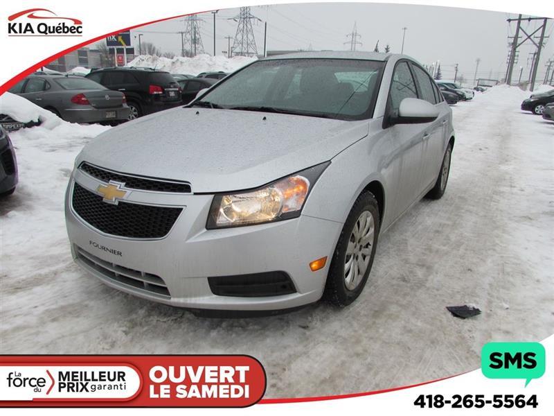 2011 Chevrolet Cruze LT *BLUETOOTH* BAS KILO* #K180418A