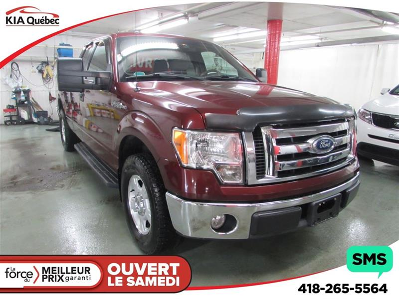 Ford F-150 2010 XLT *SUPERCAB* #K180687A