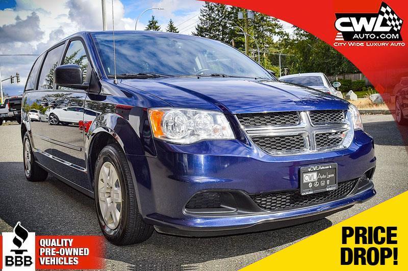 2013 Dodge Grand Caravan 3.6L / LOCAL  #CWL8071M