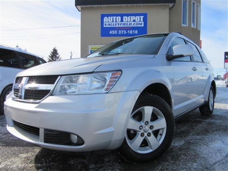 Dodge Journey 2010 SXT V6 + MAGS, Cruise, AC #P0894
