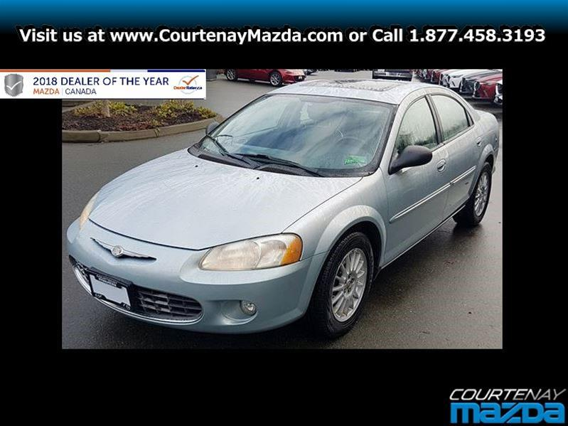 2003 Chrysler Sebring Sedan LXi #P4571