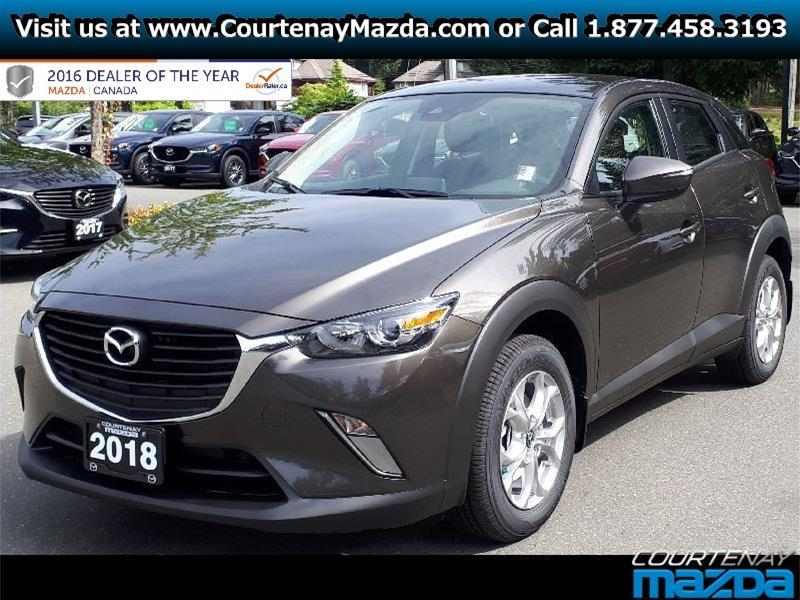 2018 Mazda CX-3 GS AWD at #18CX38410