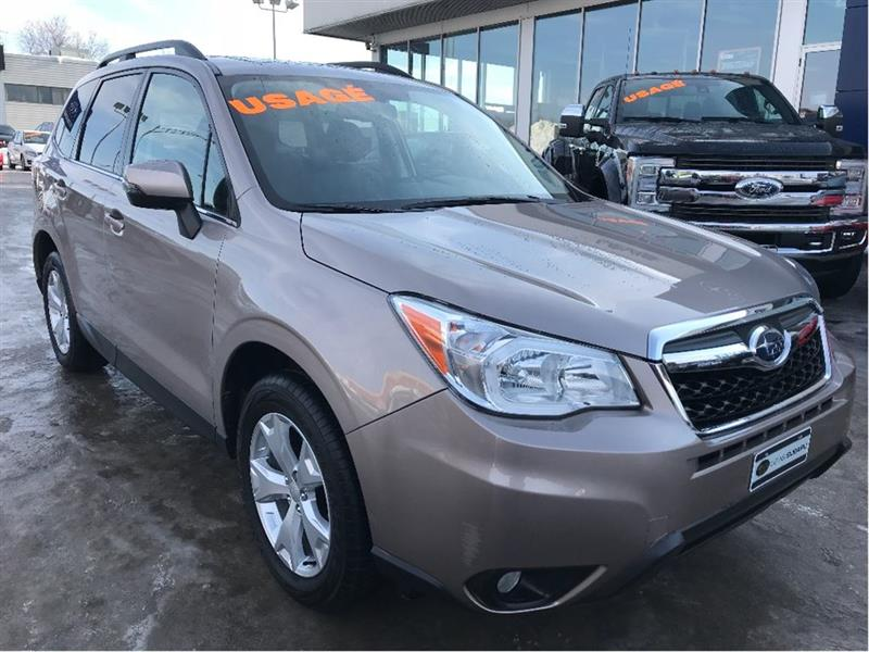 Subaru Forester 2014 2.5i Limited Package #15293A