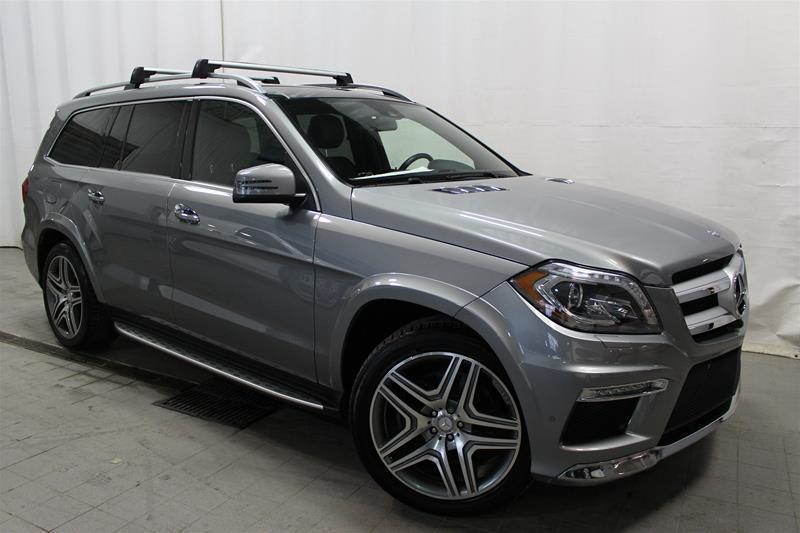 Mercedes-Benz GL550 2015 4MATIC ** BAS KILO ** 550 AMG ** #U18-027